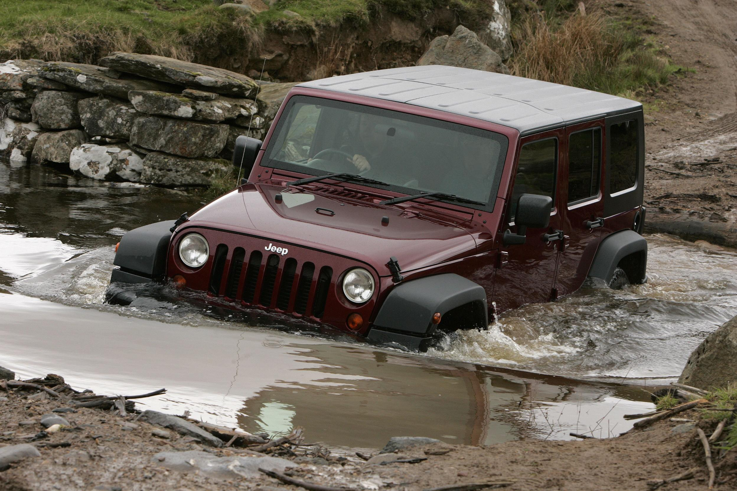 Buy a used jeep or most any used car: a simple guide!