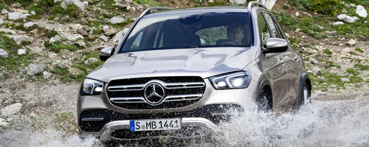 Mercedes goes big on tech with all-new GLE