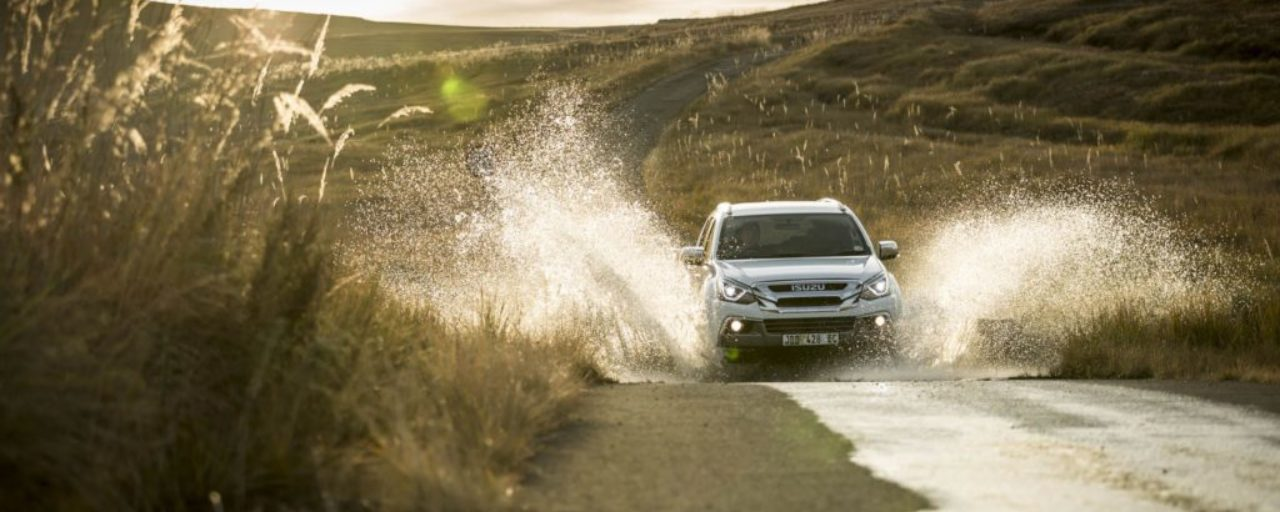 Win a day adventure with Isuzu and Leisure Wheels
