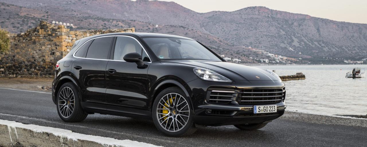 Driving Impression: Porsche Cayenne