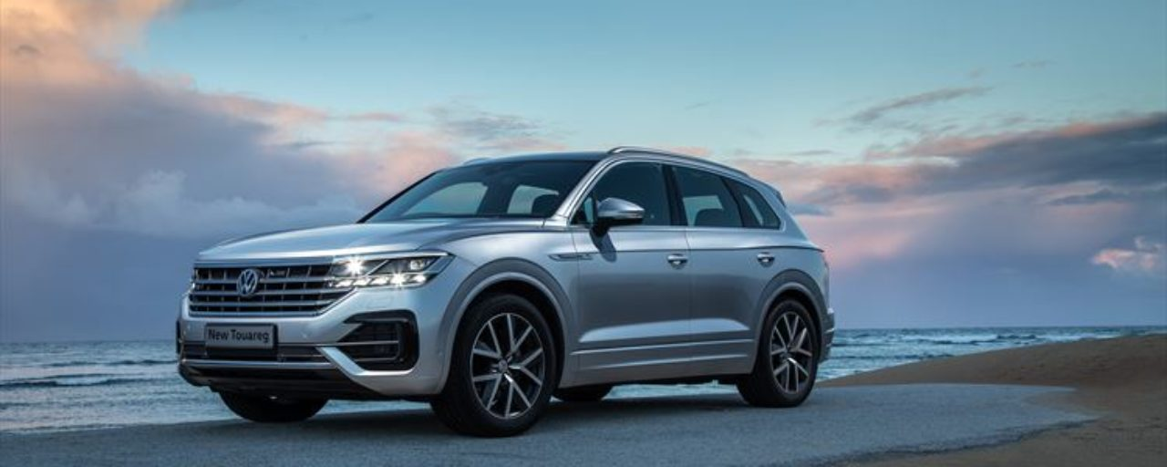 Adventure drive: Volkswagen Touareg