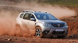 Driving impression: 2018 Renault Duster