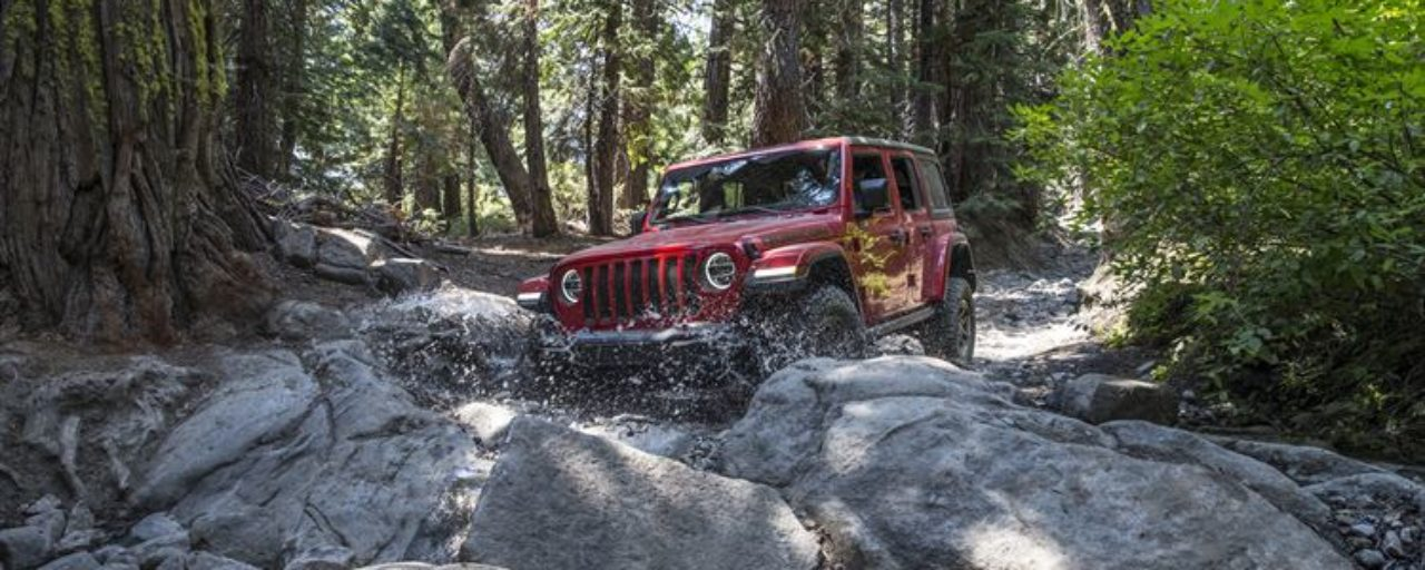 All-new Wrangler gets Rubicon Trail rated