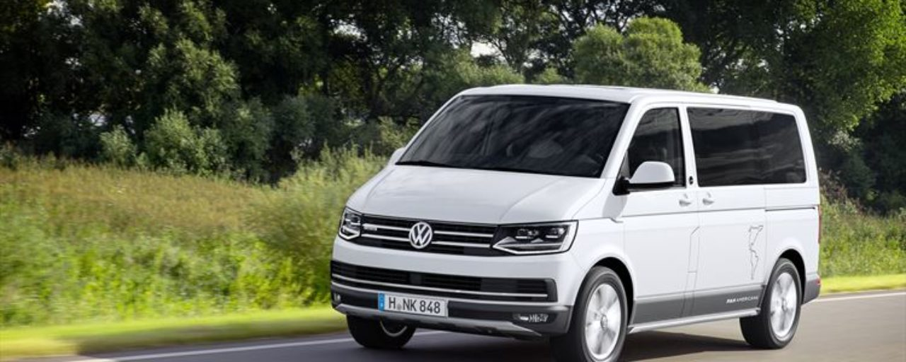 VW introduces Caravelle PanAmericana