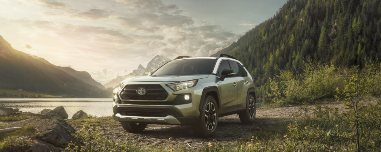 Toyota's all-new RAV4 to arrive early in 2019