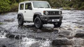 Driving impression: Suzuki's entry-level R266 900 Jimny GA