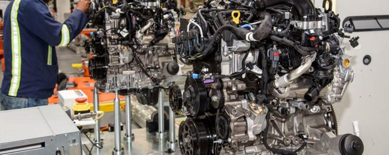Ranger Raptor engine production starts in Struandale