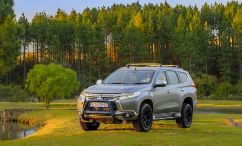 Mitsubishi introduces Pajero Sport Shogun