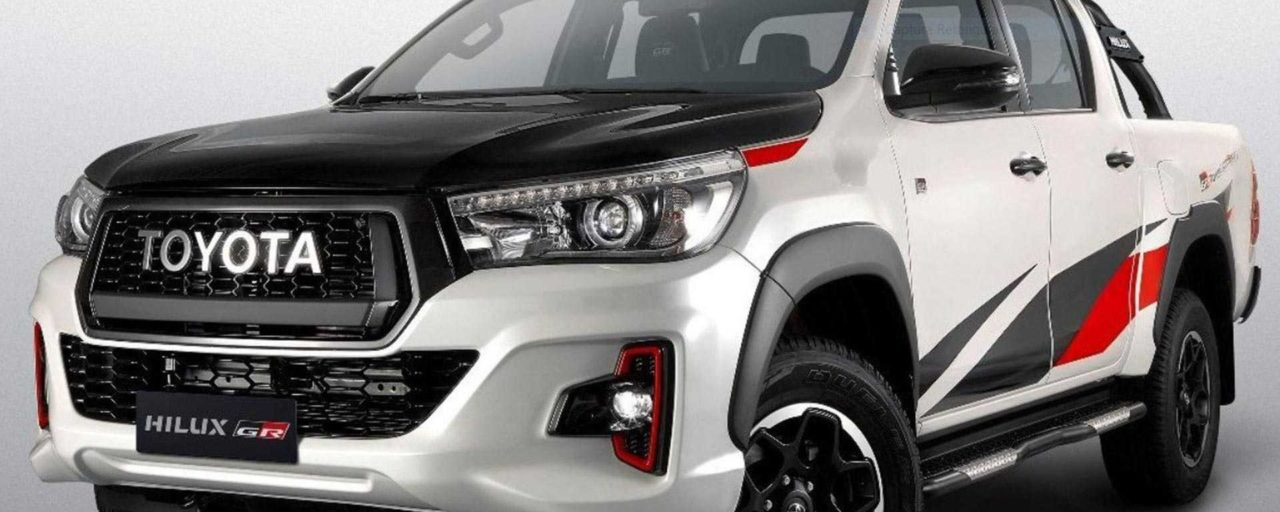 Meet the Hilux GR Sport Limited Edition
