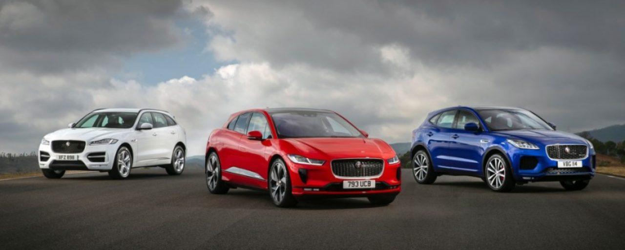 Jaguar I-Pace receives five stars for safety