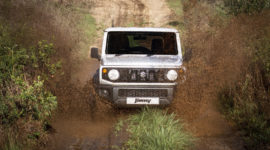 Off-road test: 2018 Suzuki Jimny GLX manual