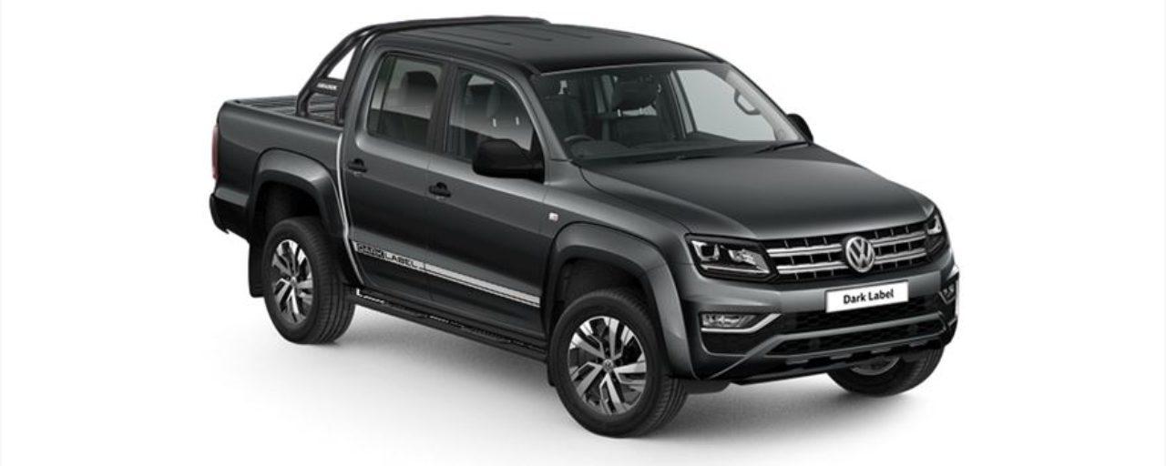"VW introduces special edition ""Dark Label"" Amarok"