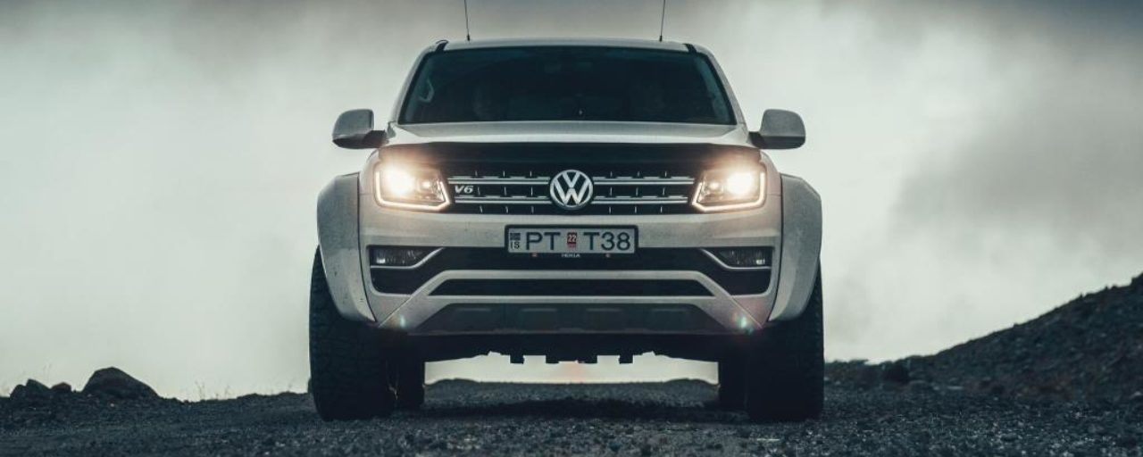 Meet the first and only Arctic Trucks Amarok