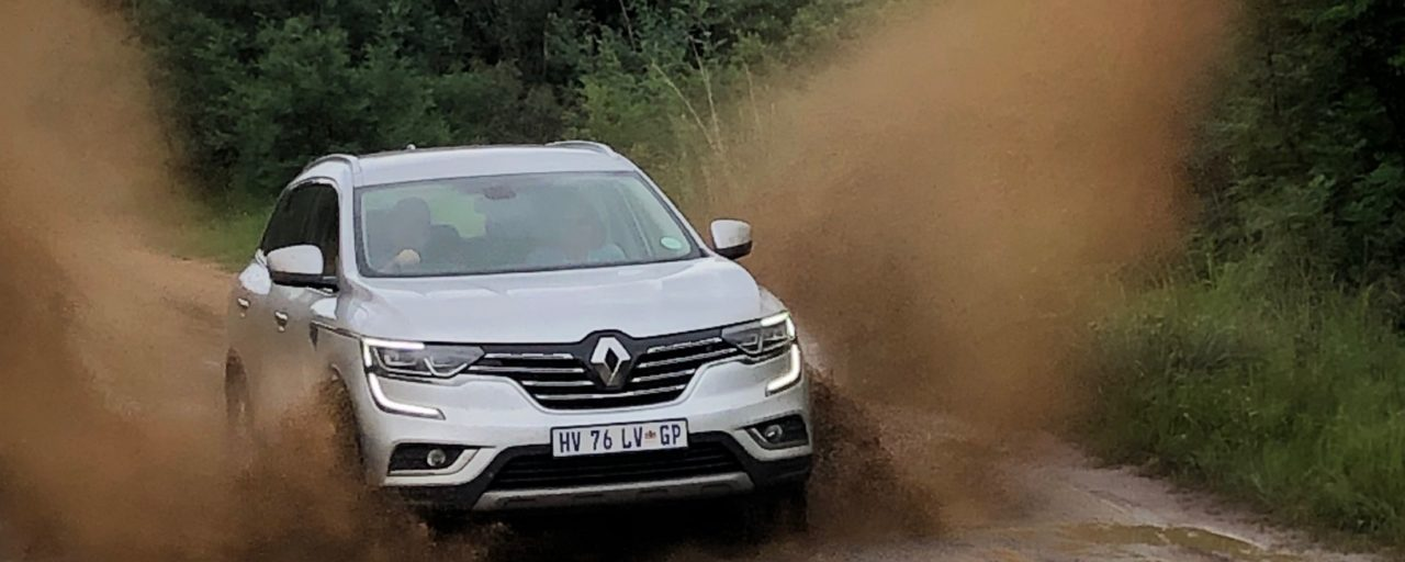 Driving impression: Renault Koleos Dynamique 2.5 CVT 4×4