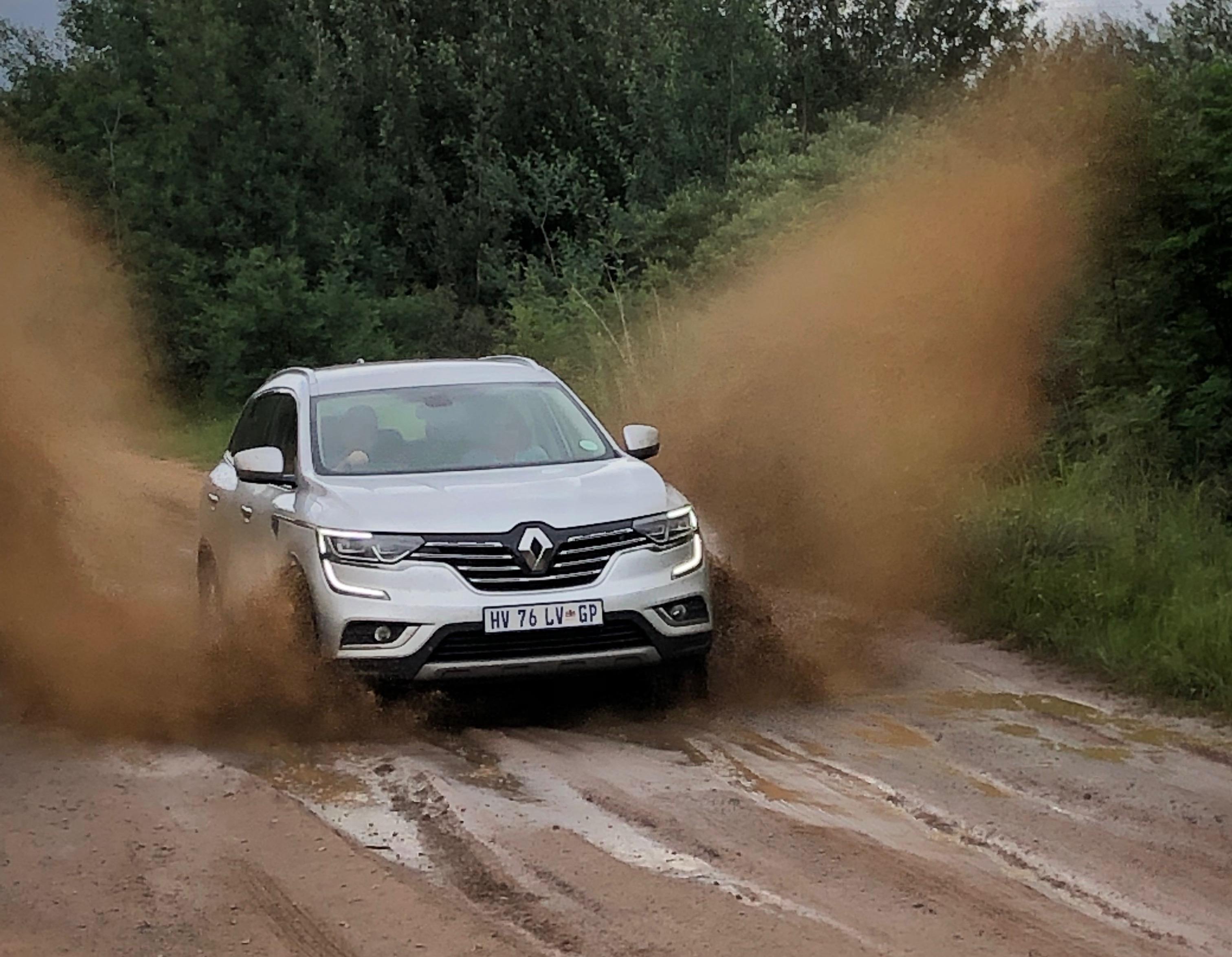 Driving Impression Renault Koleos Dynamique 25 Cvt 44 Leisure