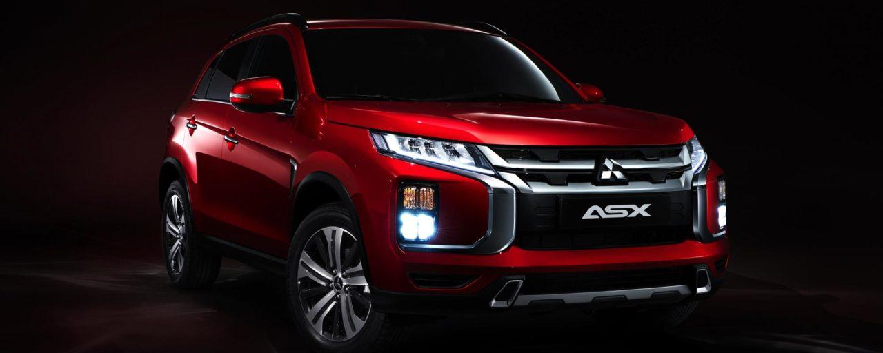 All-new Mitsubishi ASX will debut at Geneva Motor Show