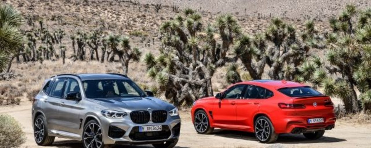 BMW introduces X3M and X4M Competition with 375kW