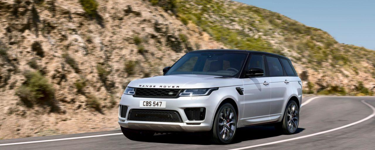 New 300kW mild hybrid Range Rover Sport