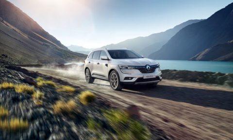 Renault brings the Koleos back