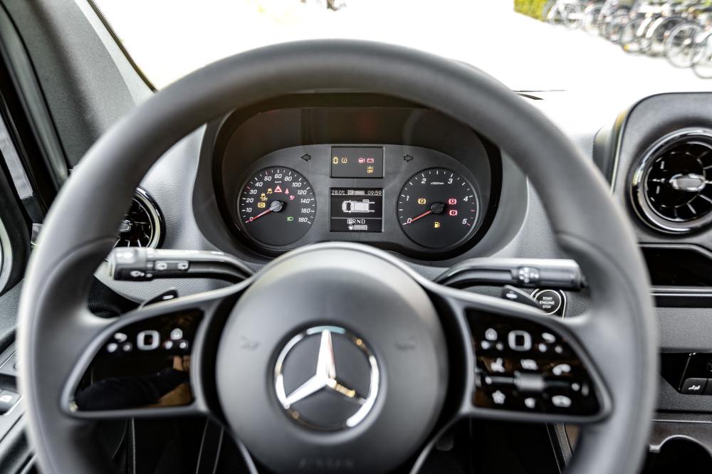 Driving Impression 2019 Mercedes Sprinter Leisure Wheels