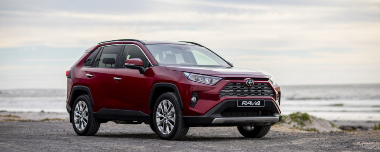 All-new RAV4 now available in South Africa