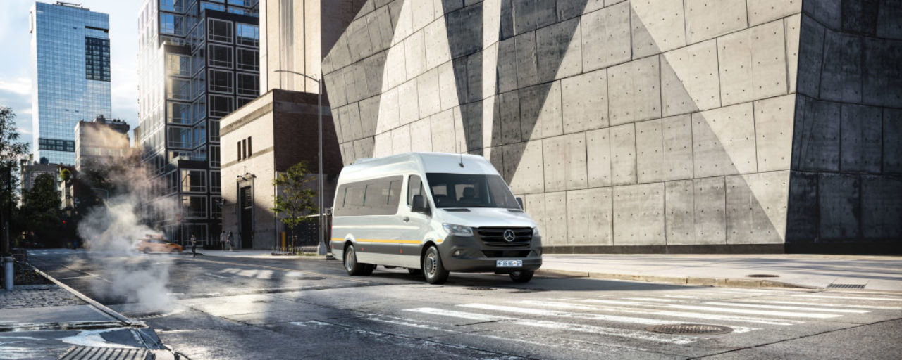 Driving impression: 2019 Mercedes Sprinter