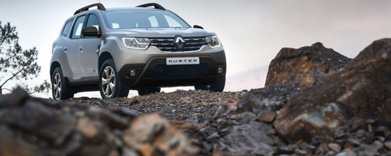 Driving impression: Renault Duster 4×4