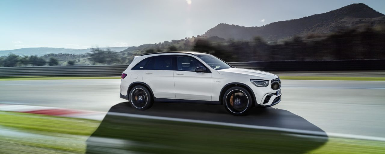 Mercedes introduces all-new GLS, updated GLC AMG