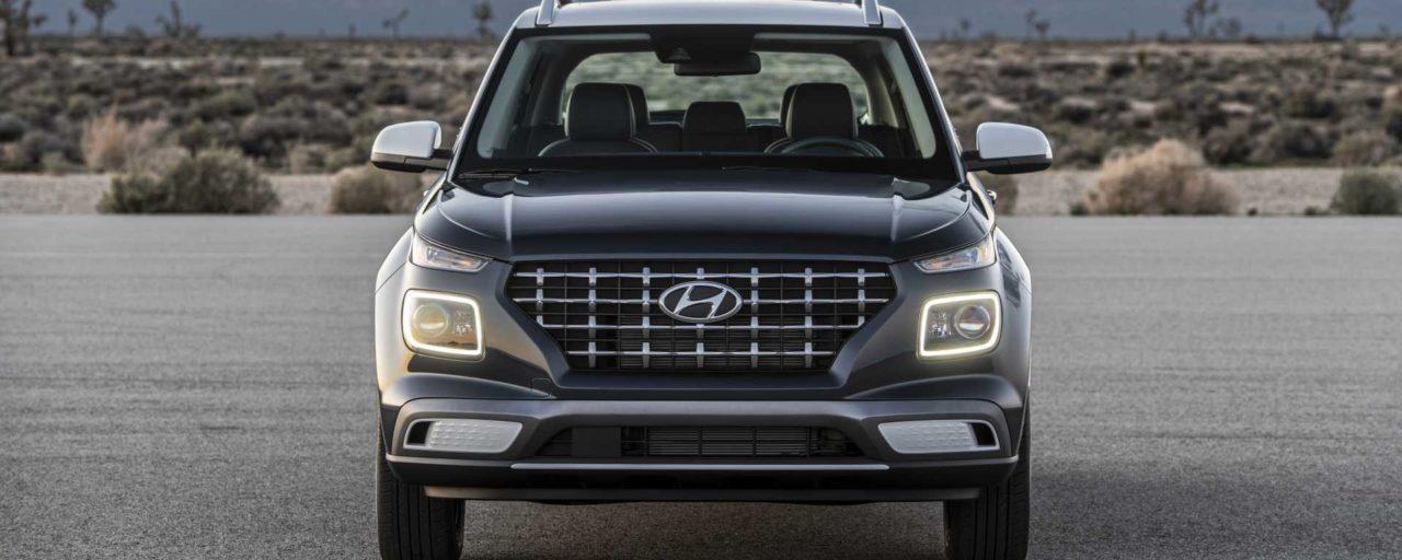 Hyundai finally introduces small crossover