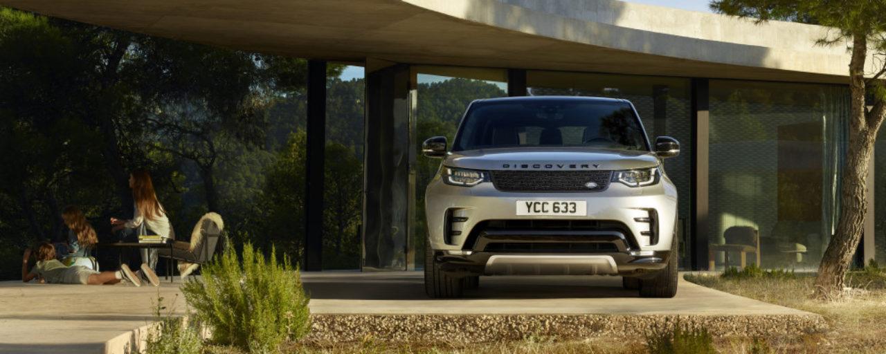 Land Rover Discovery Landmark Edition celebrates Disco's 30th birthday