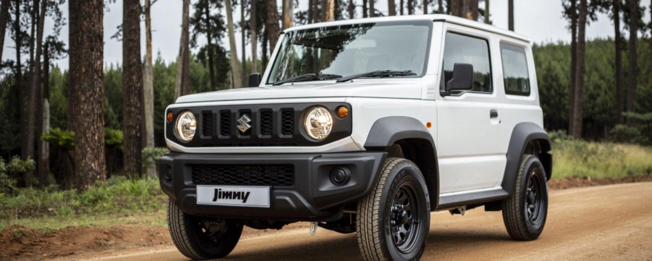Suzuki Jimny crowned 2019 World Urban Car of the Year