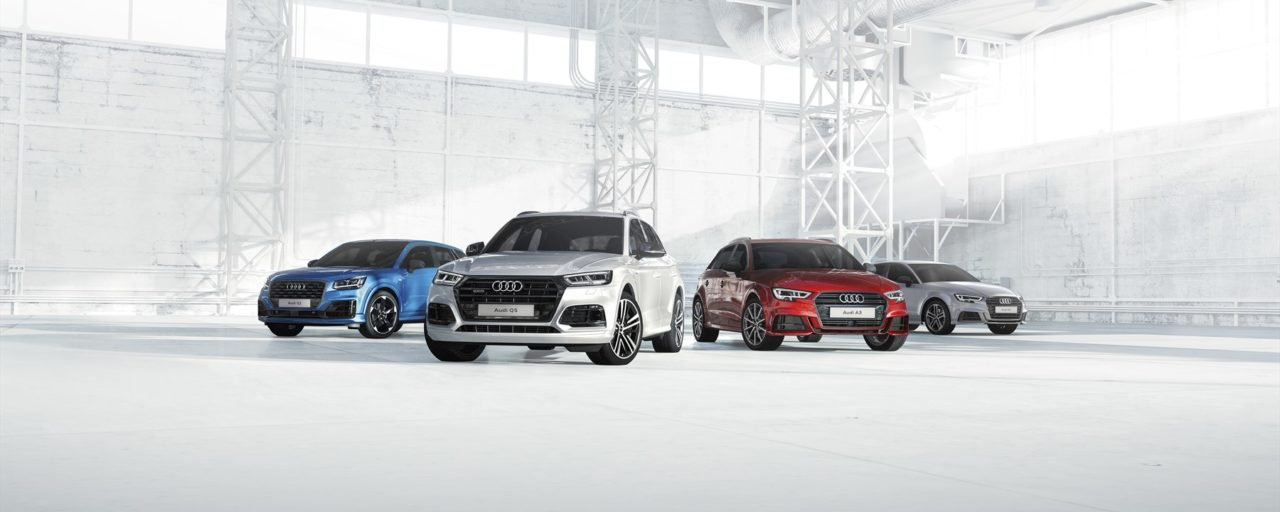 Audi adds Q2 and Q5 Black Editions to local line-up