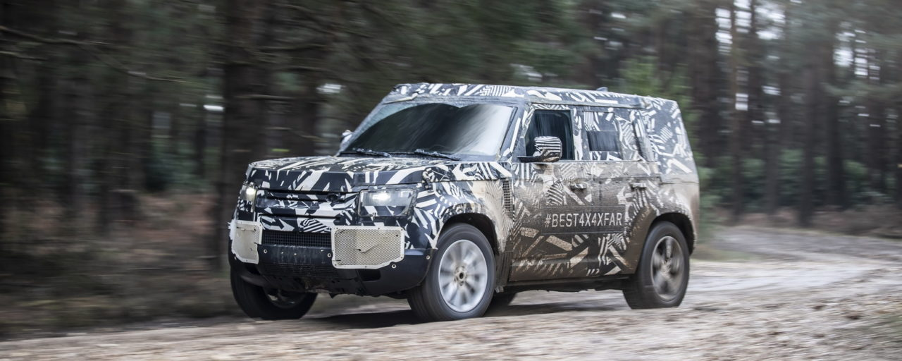 Land Rover to build all-new Defender in Slovakia