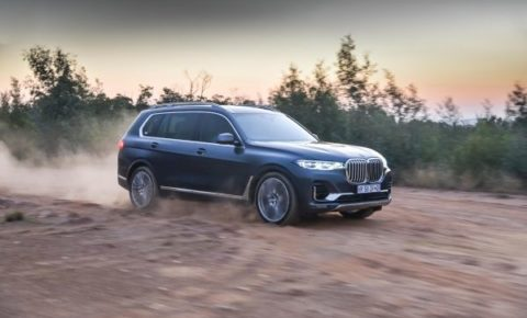 Driving impression: BMW X7 xDrive 30d and M50d - Leisure Wheels