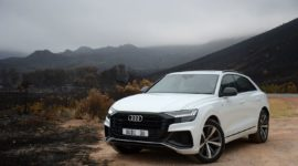 Driving impression: Audi Q8 55 TFSI