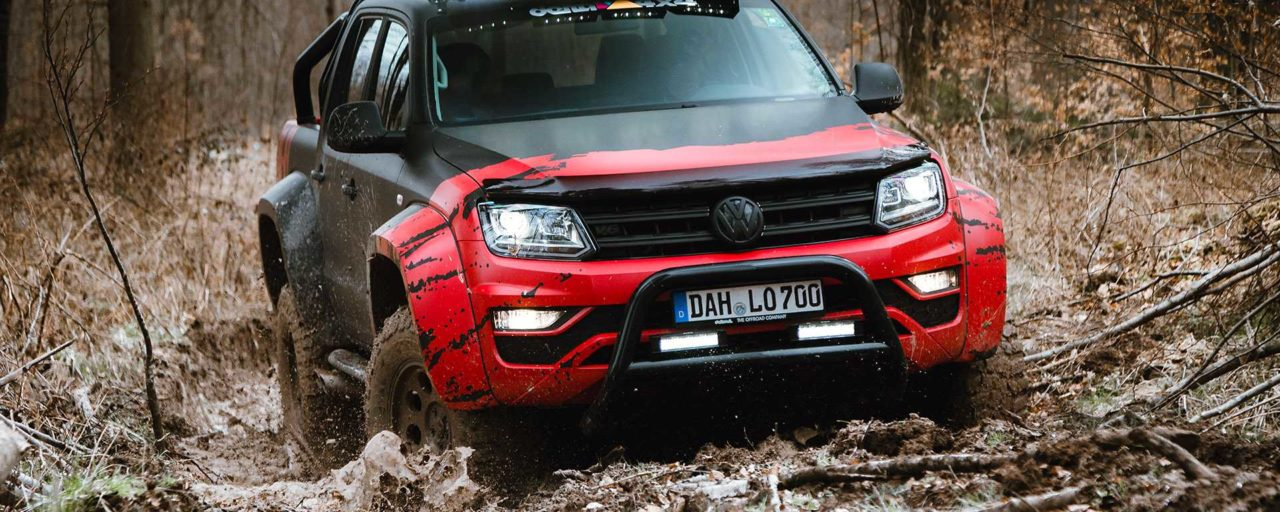 Delta 4×4 attempts to build the ultimate Amarok