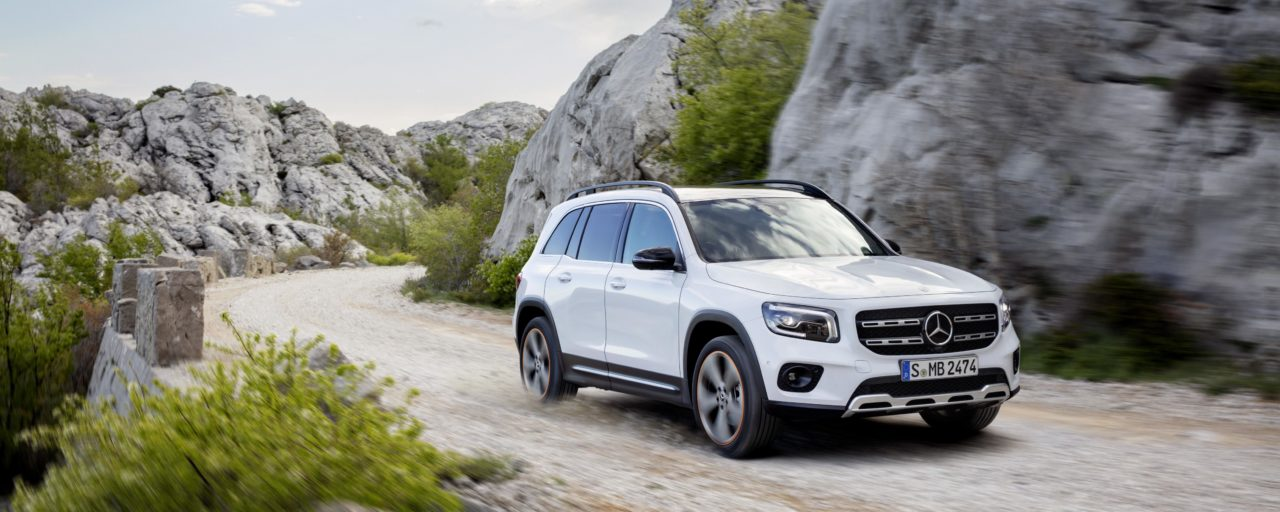 Mercedes-Benz introduces family-friendly GLB