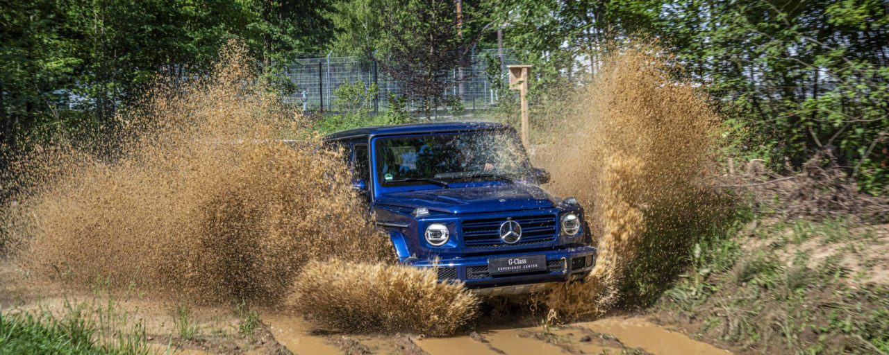 """Mercedes celebrates G-Class' 40th with """"Stronger Than Time"""" special edition"""