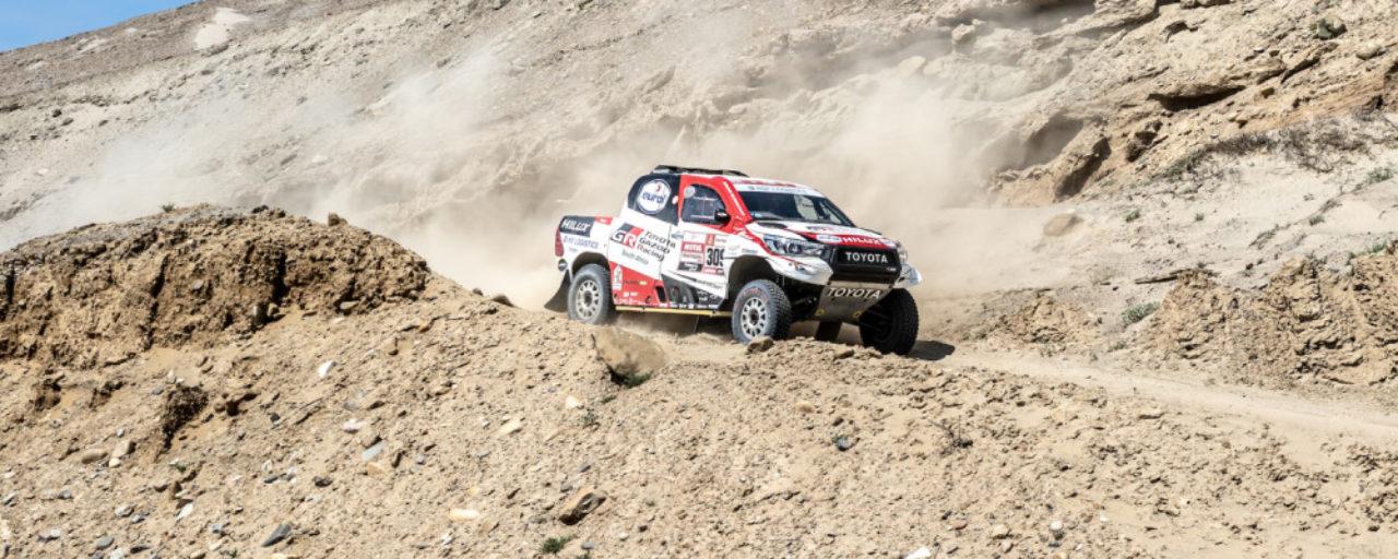 Toyota SA supporting Road to Dakar again