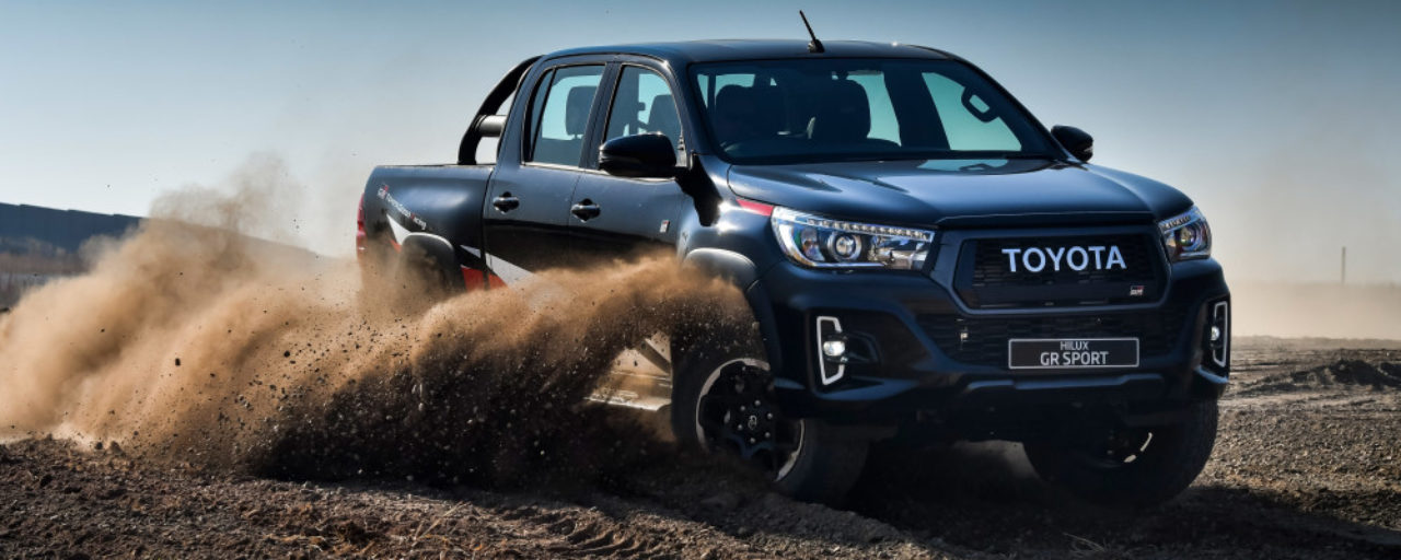 Double cab sales figures: Hilux back in the lead