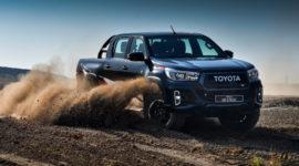 Driving impression: Toyota Hilux GR-Sport