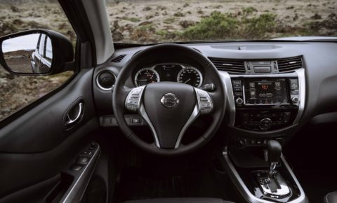 More details of the revamped Nissan Navara - Leisure Wheels