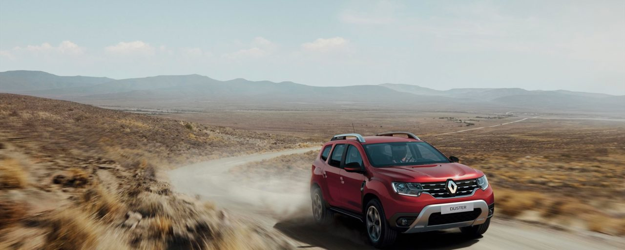 Renault SA introduces Duster TechRoad