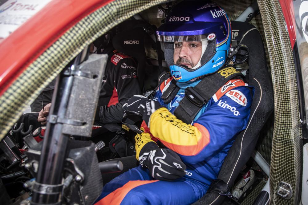 Fernado Alonso Set For Dakar 2020 Leisure Wheels