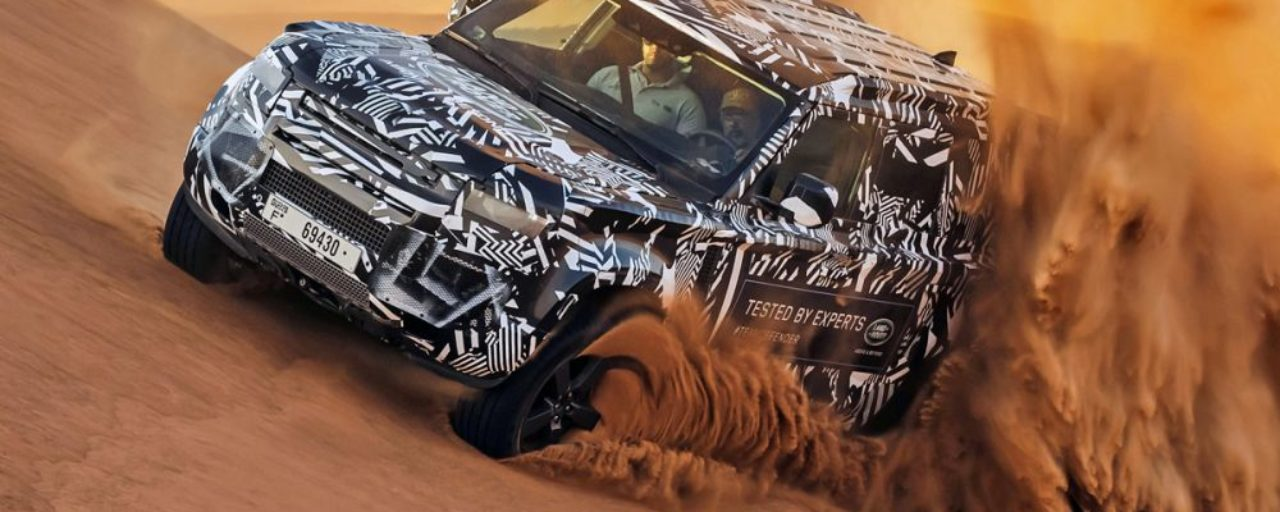 Everything we know about the all-new Defender