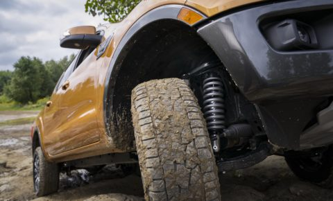 Ford Performance offers Fox off-road suspension kit for Ranger and F-150