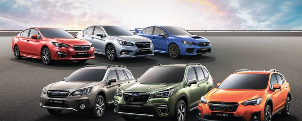 Subaru extends maintenance plan at no extra cost