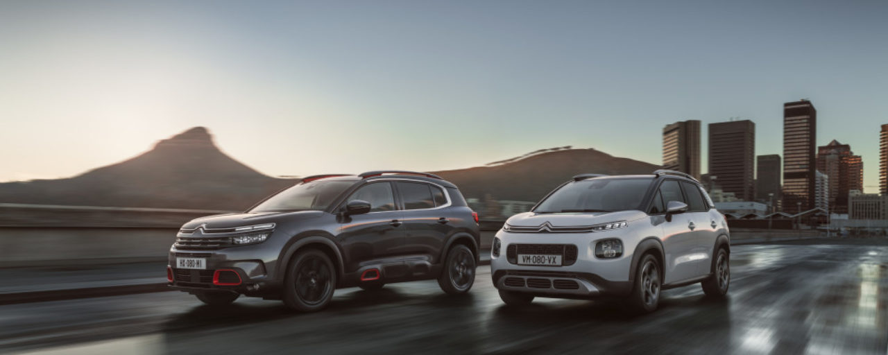 Citroën back in SA with two brand-new crossovers