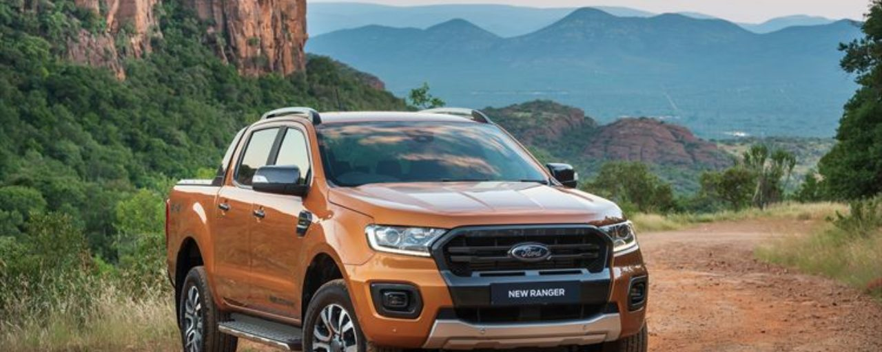 Double cab sales figures: Ford Ranger back in the lead