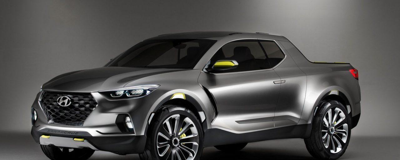 Hyundai to start production of Santa Cruz bakkie in 2021